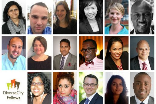 Image of DiverseCity Fellows