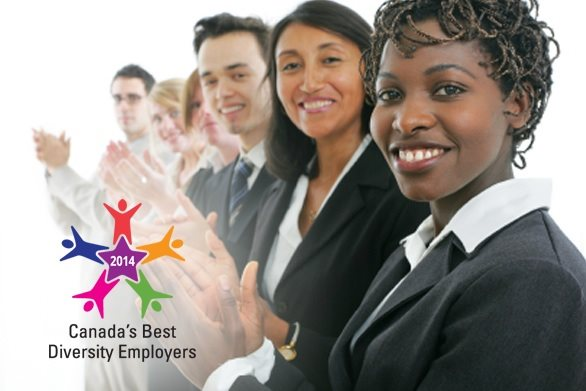 Image of Canada's Best Diversity Employers Brand