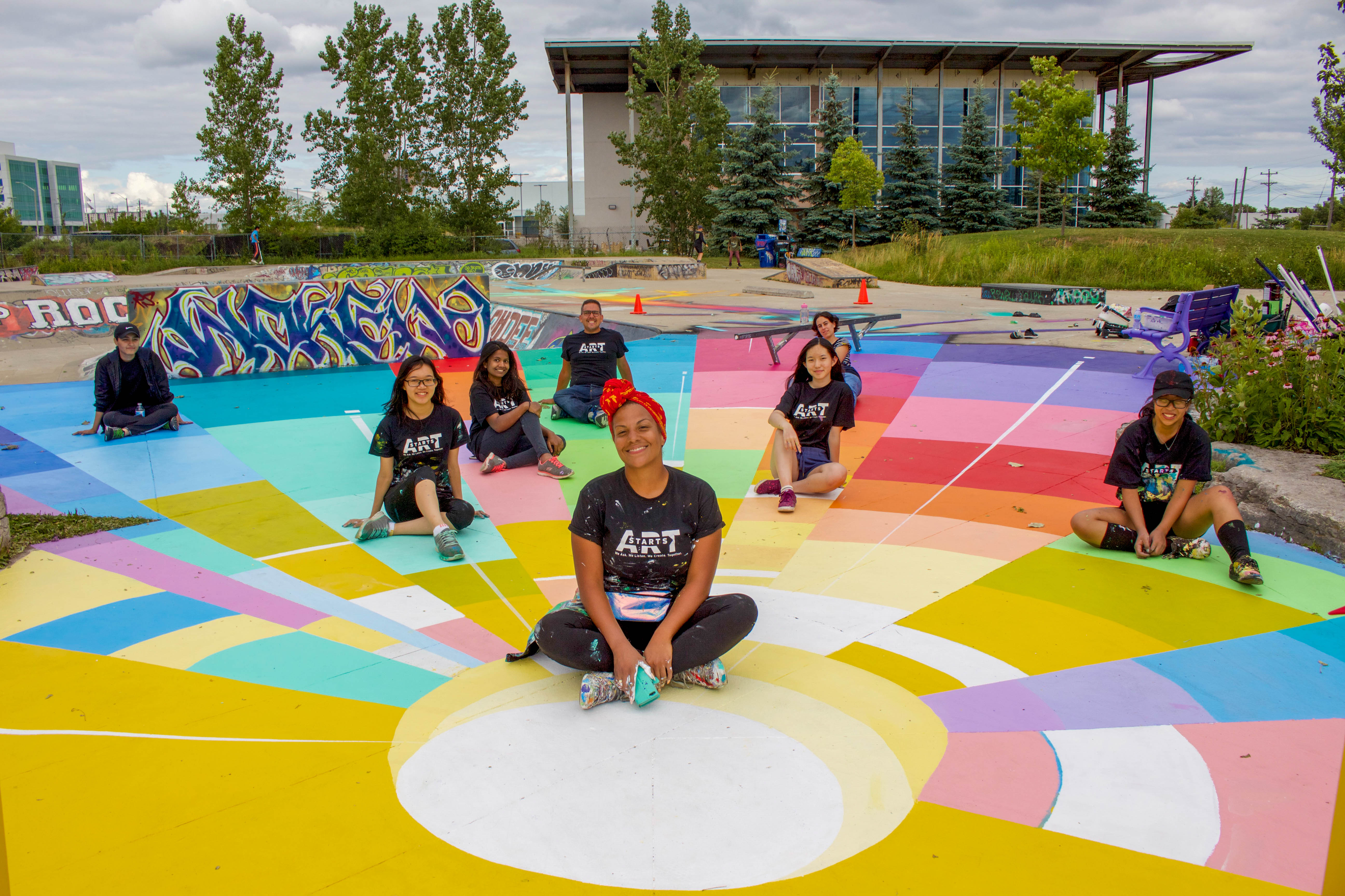 Art Starts - The Placemaking Project